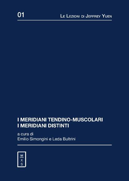 01 - Lezioni Jeffrey Yuen - I meridiani tendino-muscolari - I meridiani distinti