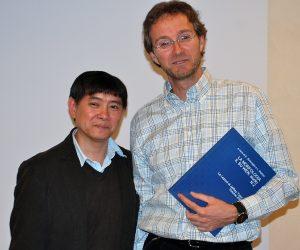 Maestro Jeffrey Yuen Dottor Emilio Simongini Le lezioni di Jeffrey Yuen Roma